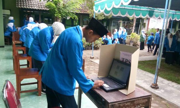 Pemilihan Pengurus OSIS secara online