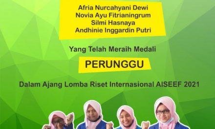 MTsN 5 Sleman Raih Penghargaan Internasional